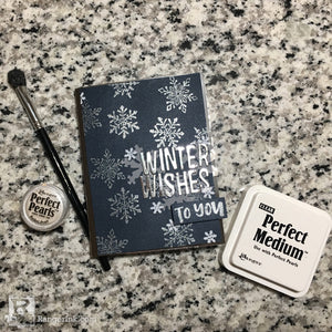 Winter Wishes Card by Kelli Cool