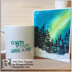 Own Your Dreams by Milagros Rivera
