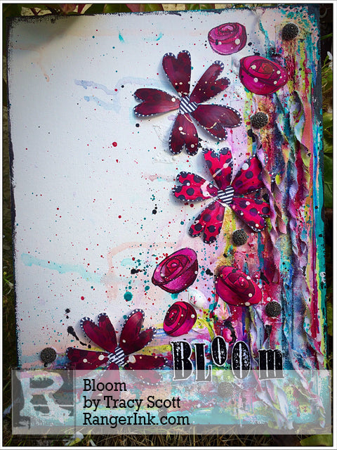 Bloom by Tracy Scott