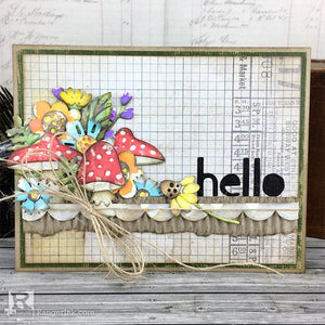 Hello Distress® Oxide® Card by Bobbi Smith