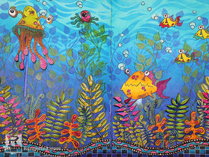 Under the Sea by Denise Lush
