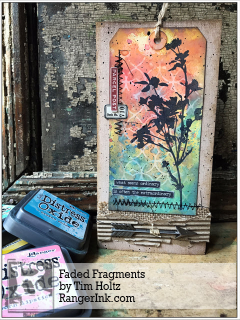 Faded Fragments by Tim Holtz