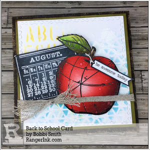Back to School Card by Bobbi Smith