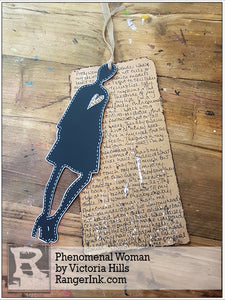 Phenomenal Woman by Victoria Hills