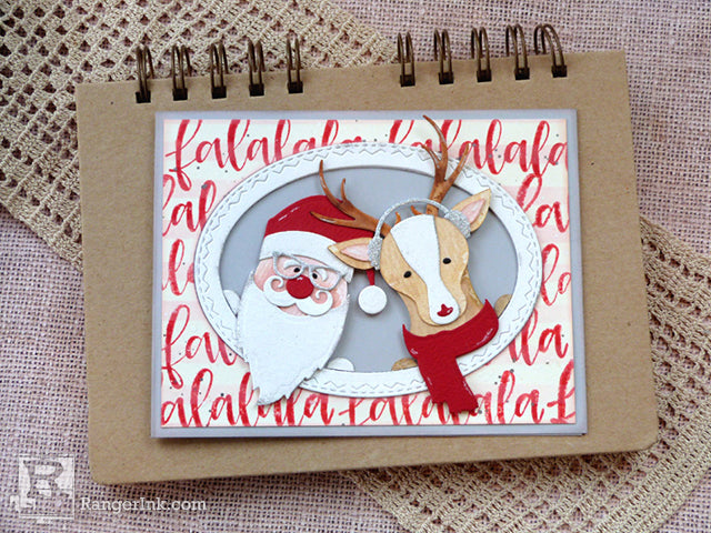 Falala Card by Audrey Pettit