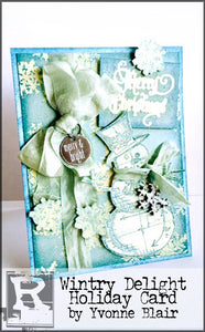 A Wintry Delight Card