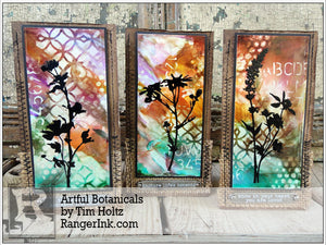 Artful Botanicals by Tim Holtz