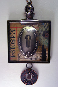 """Captured Memoirs"" Pin By Tim Holtz"
