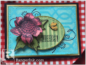 Cheers Card By Wendy Vecchi
