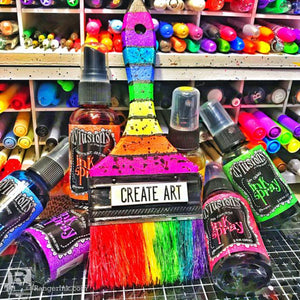Creative Art Brushes by Renae Davis
