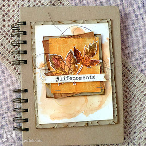 Life Moments Card by Audrey Pettit