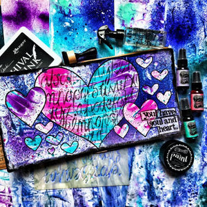 Heart and Soul Art Journal by Renae Davis