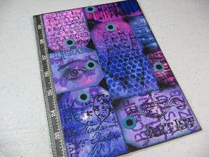 Dylusions Altered Sketchbook