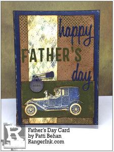 Father's Day Card by Patti Behan