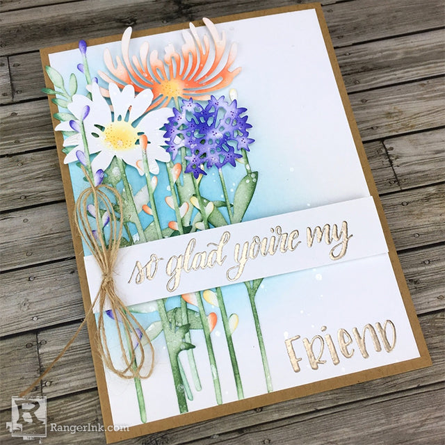 Letter It™ Friend Card by Bobbi Smith