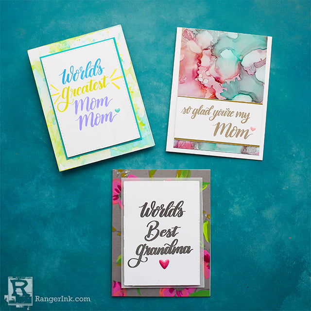 Mother's Day Cards by Cheiron Brandon