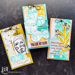 Mixed Media Tag by Cheiron Brandon