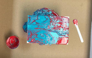Patti Behan Dina Wakley Media Pouring Medium and Cell Creator