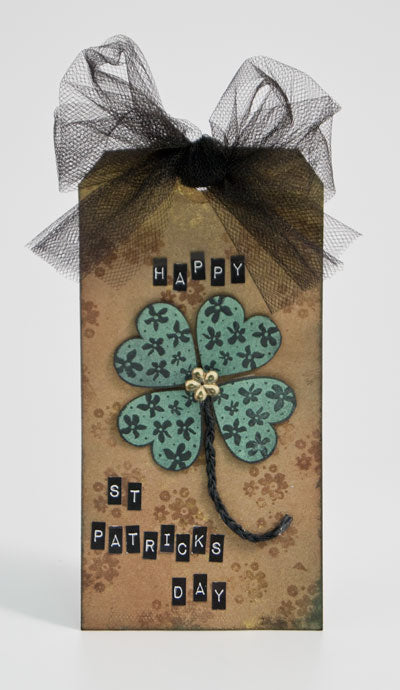 Perfect Pearls St. Patrick's Day Tag
