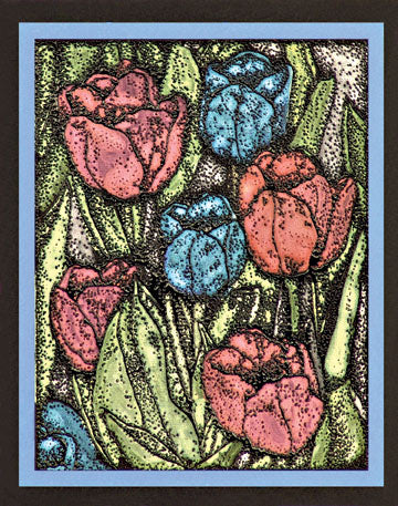 Perfect Medium™ Tulip Card By Robin Beam
