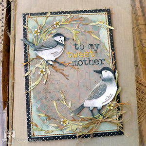 To My Tweet Mother Card by Audrey Pettit
