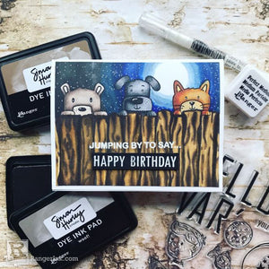 Happy Birthday Critters Card by Jess Francisco