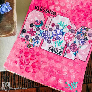 Simon Hurley create. Doodle Floral Journal by Betz Golden