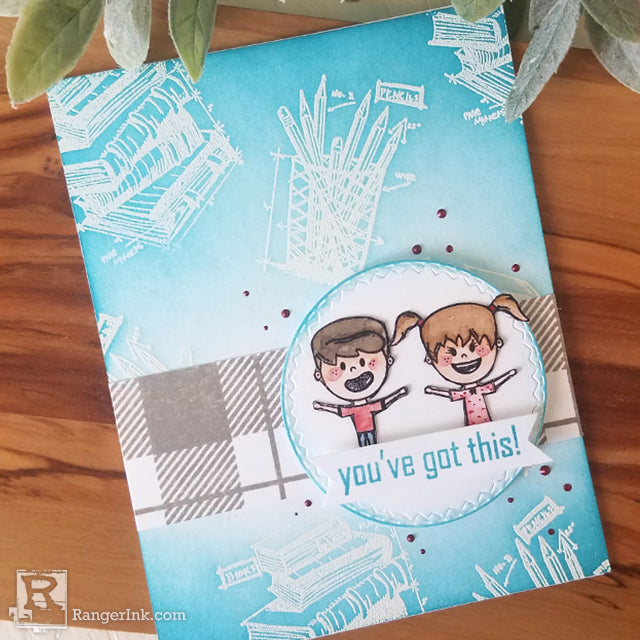You've Got This Card by Joy Baldwin