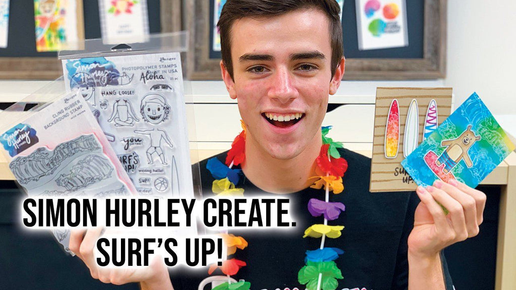 Simon Hurley create. Surf's Up Launch Replay