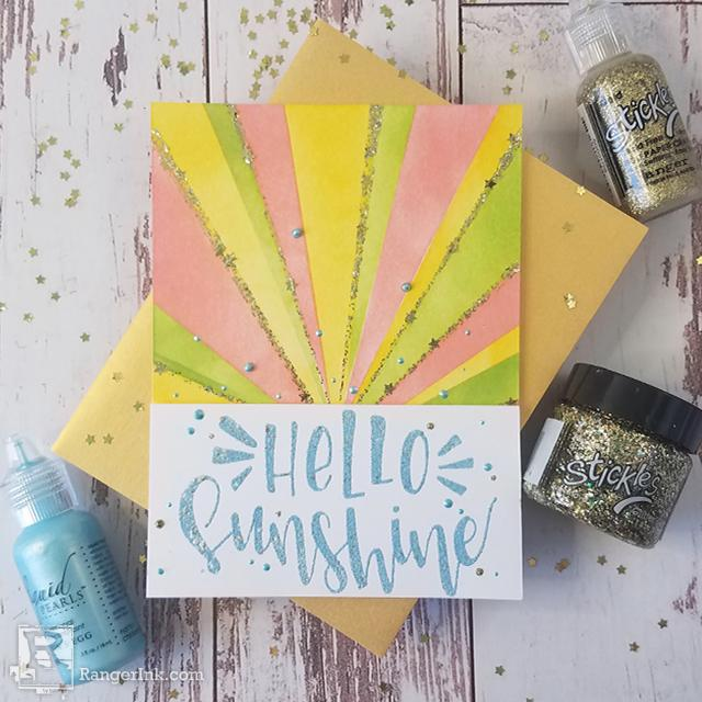 Hello Sunshine by Joy Baldwin