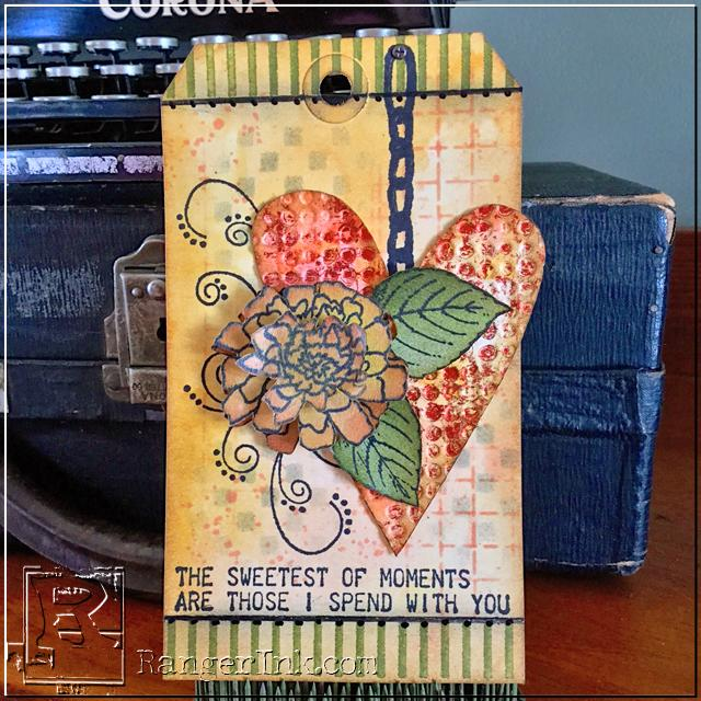 The Sweetest Tag by Wendy Vecchi