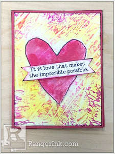 Valentine's Day Card with Patti Behan