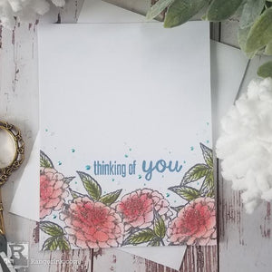 Thinking of You Card by Joy Baldwin