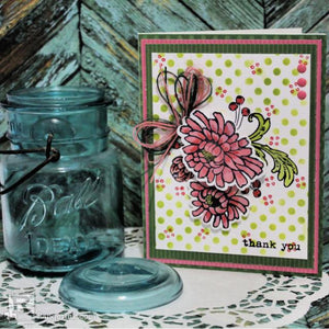 Wendy Vecchi MAKE ART Thank You by Pam Bray