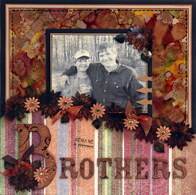 Brothers Page By Roni Johnson