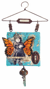 Butterfly Child By Tim Holtz
