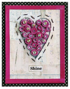 Shine Card By Lisa Dixon