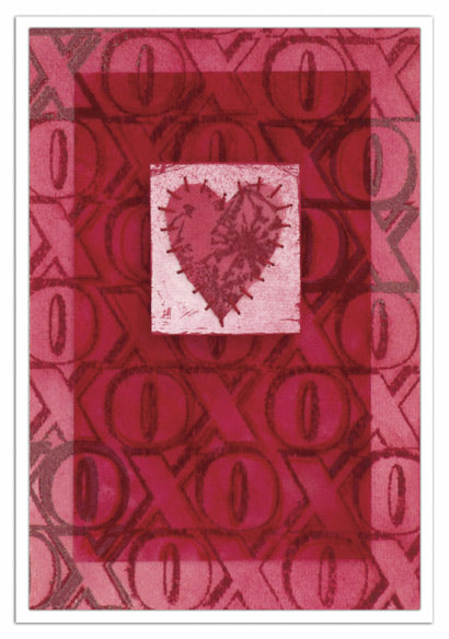 Adirondack® XO Card By Lisa Dixon