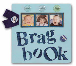 Altered Brag Book By Michelle Harmazinski