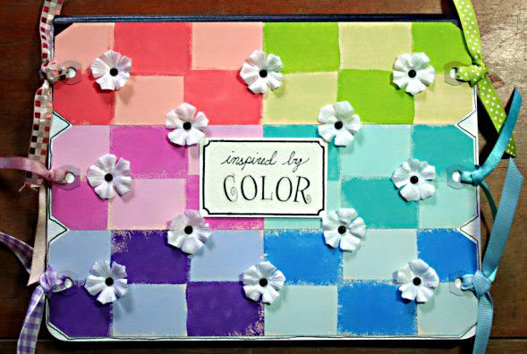 Inspired by Color Journal By Lisa Dixon