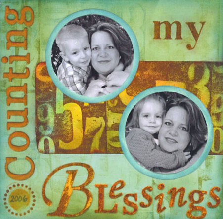 Count My Blessings By Jen Starr