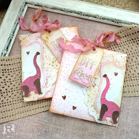 BFF Slider Pocket Card by Audrey Pettit