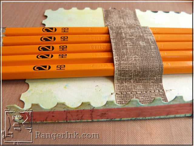 Bird Crazy Back to School Pencil Pack by Audrey Pettit