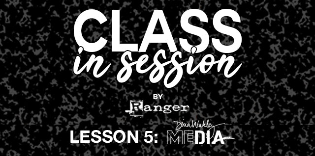Class in Session by Ranger