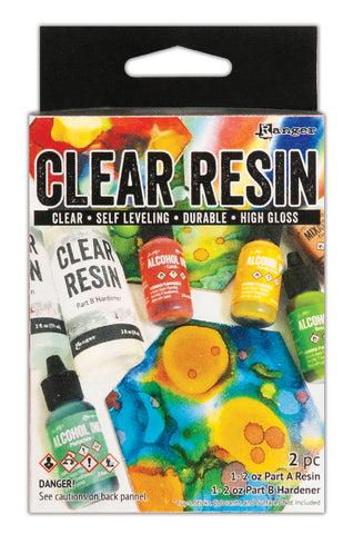 Clear Resin Kit