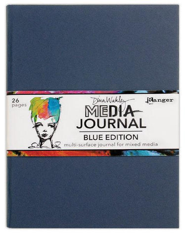DW MEDIA BLUE JOURNAL