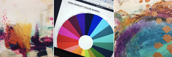 Color Confidence with Dina Wakley