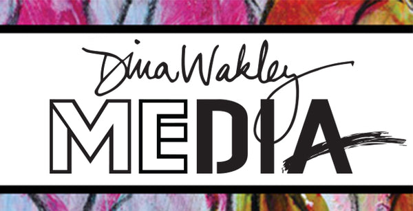 Dina Wakley Media New Products
