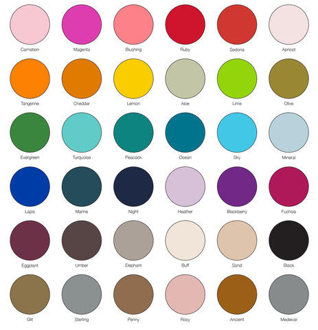 Dina Wakley Media Paint Colors