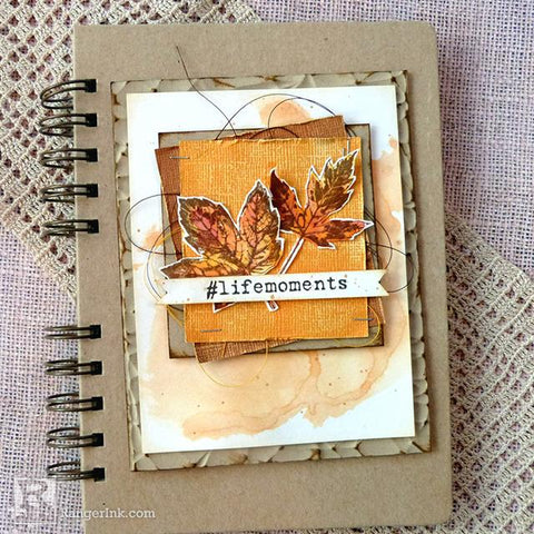 Tim Holtz Distress Life Moments